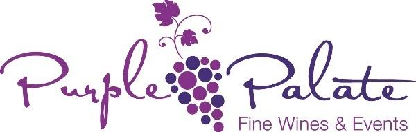 thiết kế logo mang màu tím