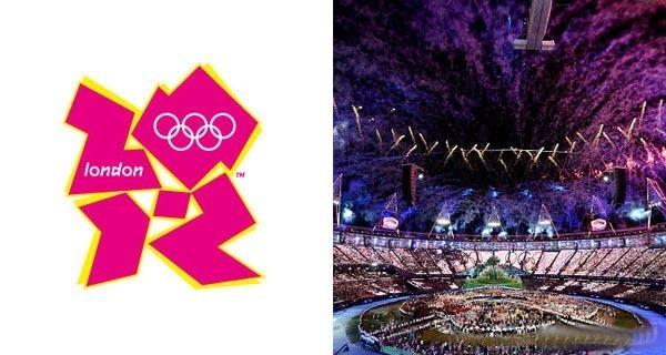 Logo Olympics London 2012