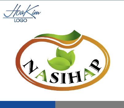 thiết kế logo công ty dược nhân sinh