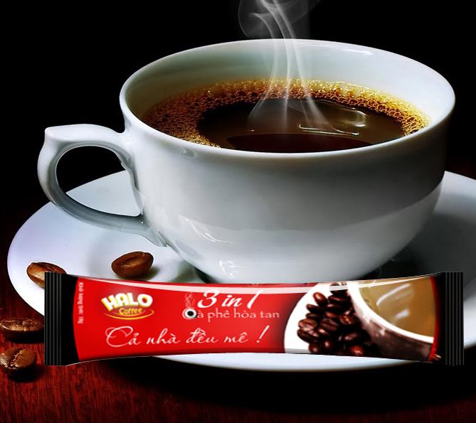 thiet ke thương hiệu coffee