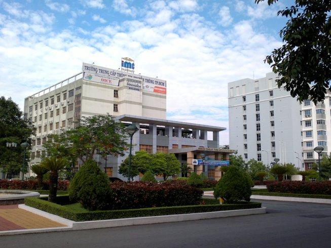Trường trung cấp IMC