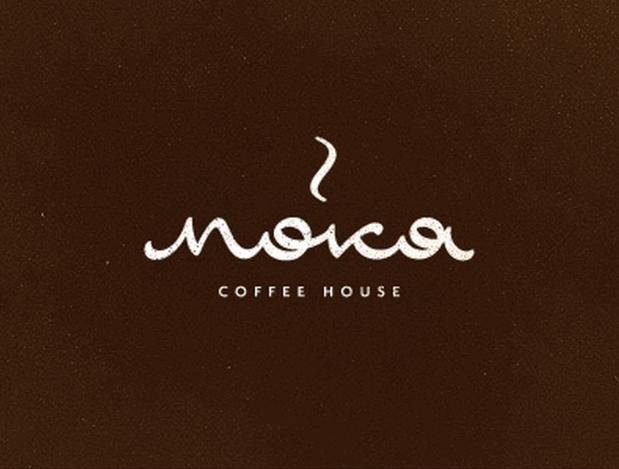 Mẫu logo quán cafe