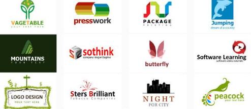 Thiết kế logo cho website đẹp