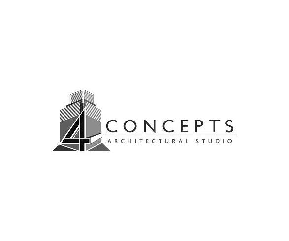 Thiết kế logo công ty kiến trúc