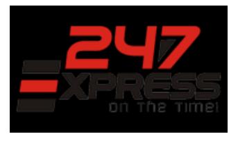 Thiết kế logo công ty vận tải 247