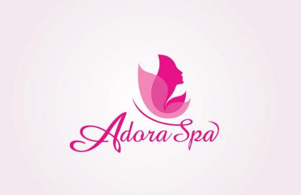 Thiết kế logo spa đẹp ấn tượng